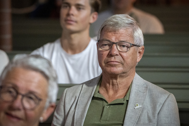 Tidligere KrF-leder Kjell Magne Bondevik. Foto: Ole Berg-Rusten / NTB