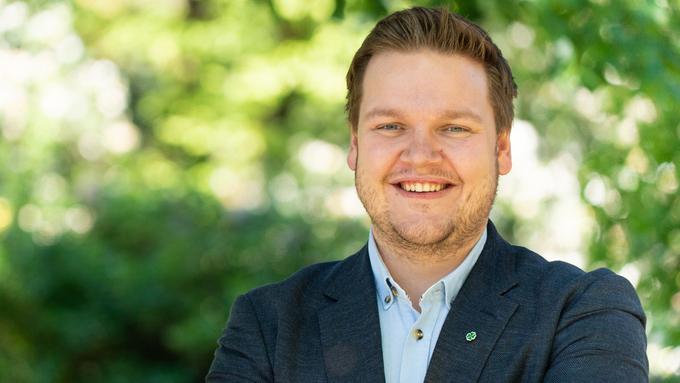 NY ORDFØRAR: Lars Fjeldstad tek over som Osterøy-ordførar.