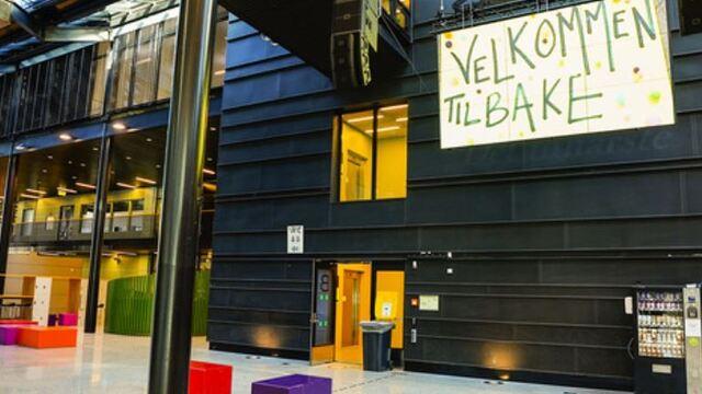 19. april kunne elever på Kuben yrkesarena og andre skoler i Oslo vende tilbake etter en måned på hjemmeskole.