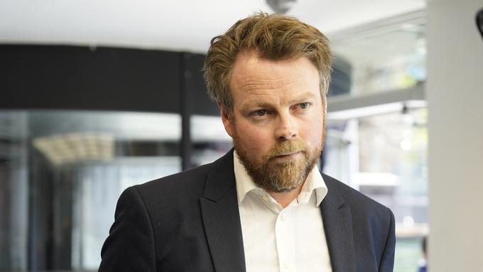 Torbjørn Røe Isaksen er  arbeids- og sosialminister.
