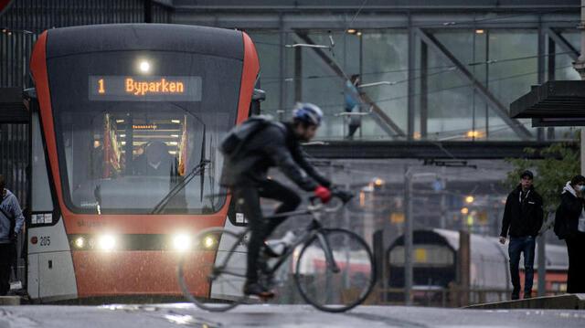 I august talte Statens vegvesen 16,3 prosent flere syklister ved målestasjonene sammenlignet med 2019.