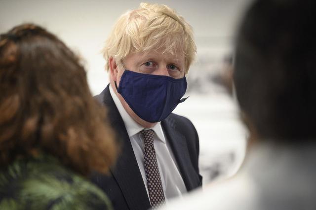 Storbritannias statsminister Boris Johnson er vert for G7-møtet i det sørvestlige England i helgen.