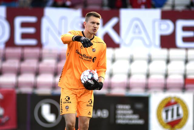 TILBAKE: Jacob Karlstrøm.
