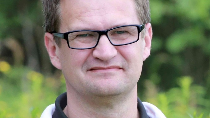Leiar i Vestland KrF, Morten Helland.