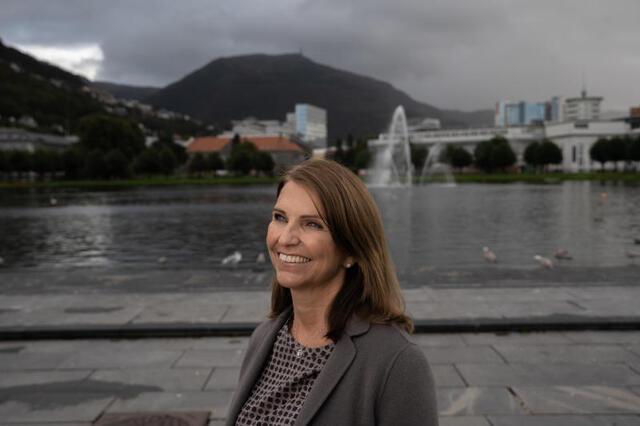 Renate Hjortland (H) er kritisk til kommunens Tertialrapport 2021