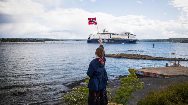Torsdag vil regjeringen trolig komme med informasjon og råd om 17. mai-feiringen. Foto: Erik Johansen / NTB