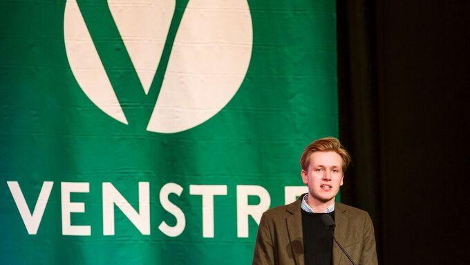 Unge Venstre-leder Sondre Hansmark er blant dem som vil si klart ja til norsk EU-medlemskap.