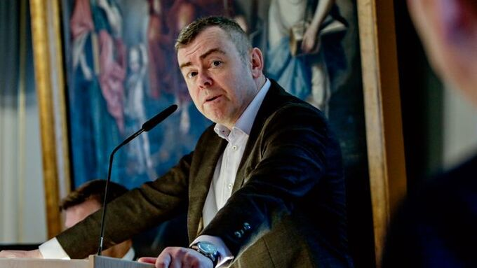 VILLE VERNE: Henning Warloe og den blågrønne fløyen i Vestland Høgre tapte avstemningen om vern av Lofoten, Vesterålen og Senja.