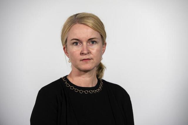 Anita Wøbbekind Johansen, direktør i etat for sykehjem.