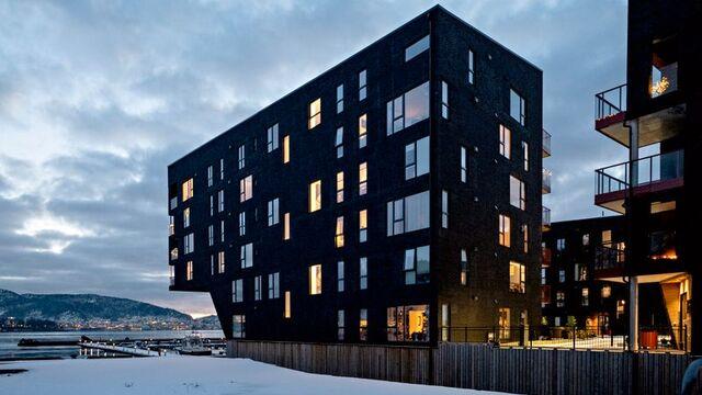 En bolig i Sandviksveien 164 ble solgt for 20,4 millioner kroner, og ble med det Bergens syvende dyreste bolig i 2020.