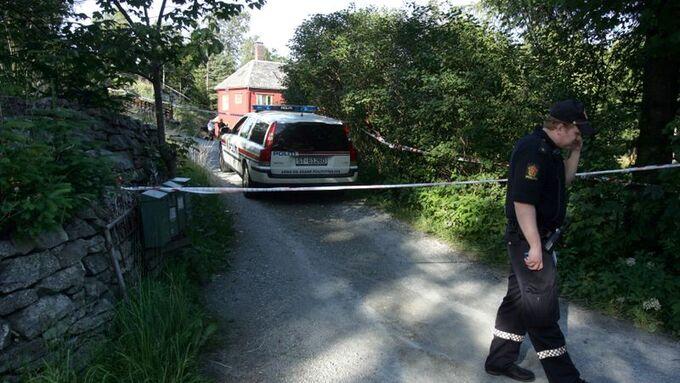 HYLKJE: Sommeren 2006 drepte Pedersen en kvinne og forgrep seg på en jente på Hylkje i Åsane.