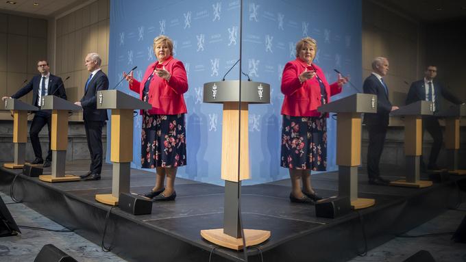 Regeringen la fredag frem en lang rekke nye tiltak for å få fart på norsk næringsliv.