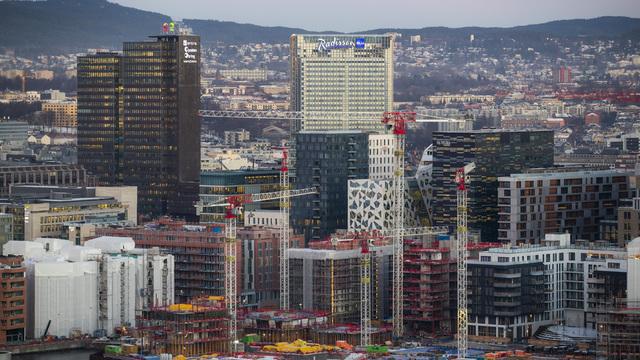 Smittetallet i Oslo stiger igjen etter å ha falt de tre foregående døgnene.