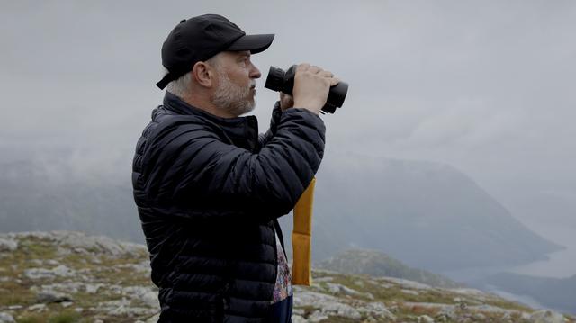 Arnold Matre i «Folk for Fjella» mener fjellene i Masfjorden, Gulen og Høyanger er utsatt for et massivt press fra vindkraftselskaper.