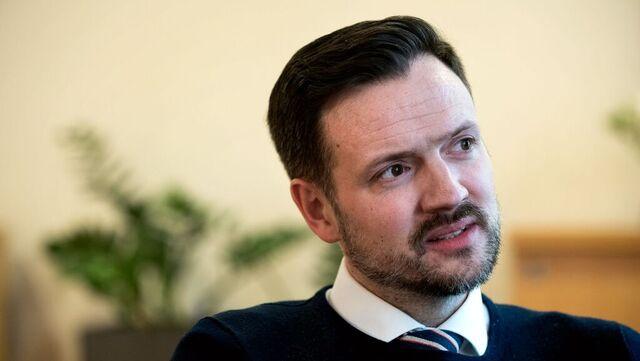 Dag-Inge Ulstein topper KrFs stortingsliste.