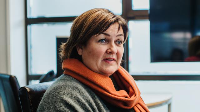 Trine Lindborg (Ap) og 16 andre ordførere i Vestland har signert et opprop regjeringens forslag til statsbudsjett.