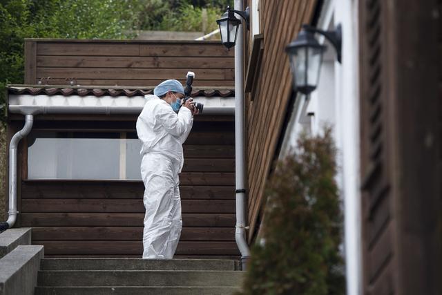 Drapsforsøket fant sted i et hjem i Sandnes i september i fjor. Foto: Carina Johansen / NTB