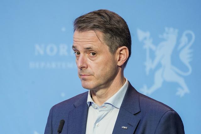 Administrerende direktør i Virke Ivar Horneland Kristensen. Foto: Håkon Mosvold Larsen / NTB