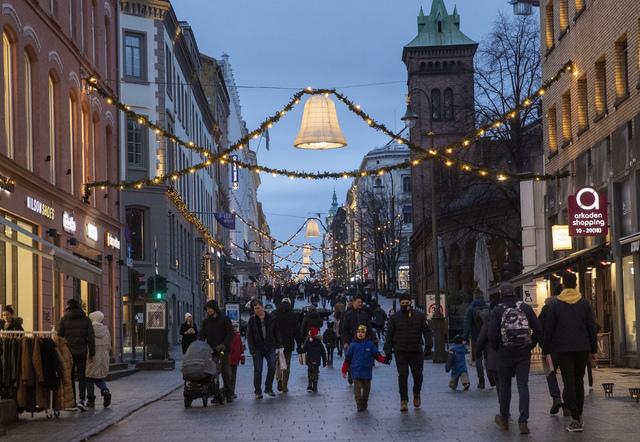 Julen nærmer seg med stormskritt. Men i hovedstaden kan juleforestillingene bli avlyst som følge av den pågående kulturstreiken, advarer Fagforbundet. Illustrasjonsfoto: Berit Roald / NTB