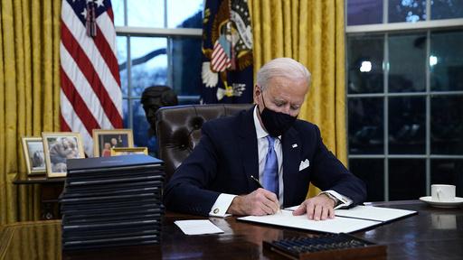 President Joe Biden vil i likhet med Russland forlenge Ny Start-avtalen om atomvåpen som utløper 5. februar, ifølge Washington Post.