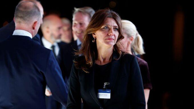 Anne-Cecilie Kaltenborn er administrerende direktør i NHO Service og Handel.