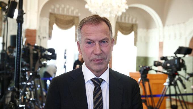 Nobelinstituttets direktør Olav Njølstad