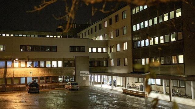 Sykehuset i Hammerfest innfører innleggelsesstopp.