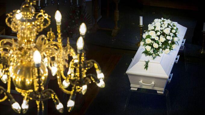 Begravelse i den norske kirke.