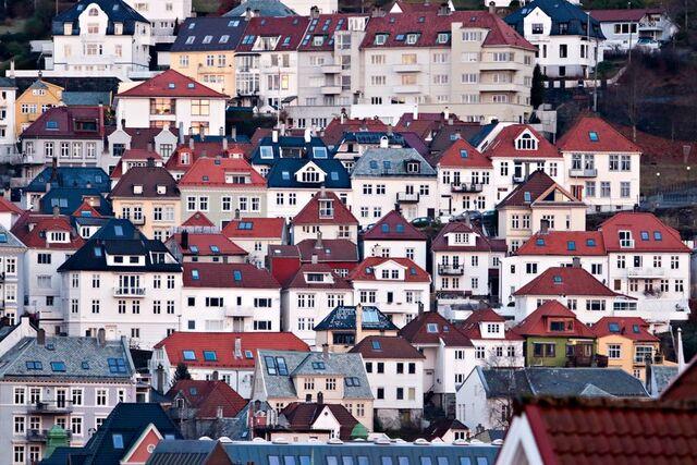 Boliger i Bergen sentrum