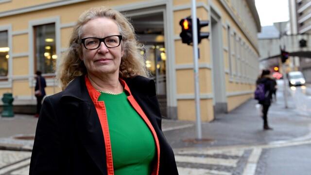 Stortingsrepresentant Ruth Grung (Ap) er vraka av eige parti.