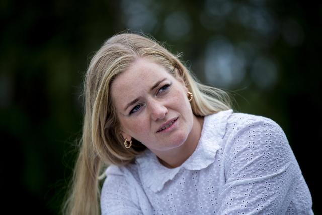 Emilie Enger Mehl fra Senterpartiet er Norges nye justisminister. Foto: Javad Parsa / NTB