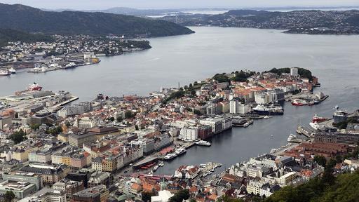 Det er påvist 53 nye koronatilfeller i Bergen det siste døgnet. Illustrasjonsfoto: Marianne Løvland / NTB