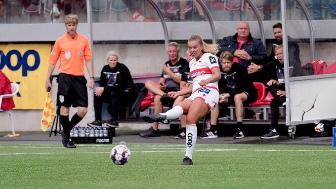 Malin Sunde og Sandviken har terminert kontrakten etter kun to innhopp i serien.