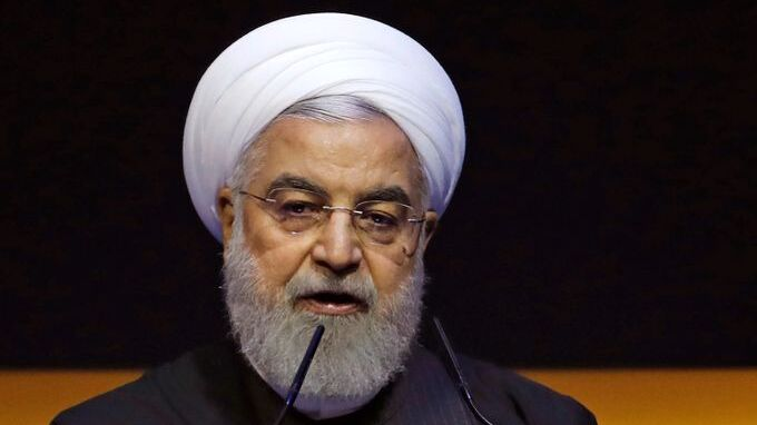 Ians president Hassan Rouhani