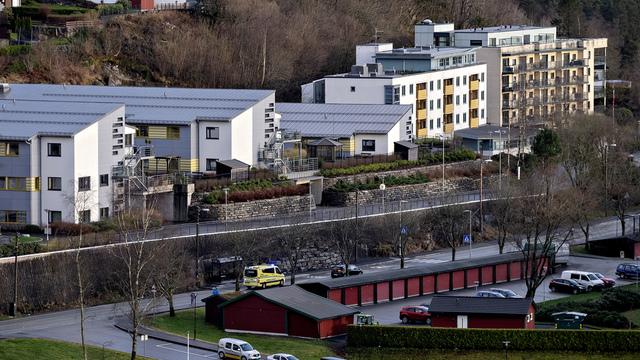 Fyllingsdalen sjukeheim stengjer for besøk på grunn av koronasmitte.