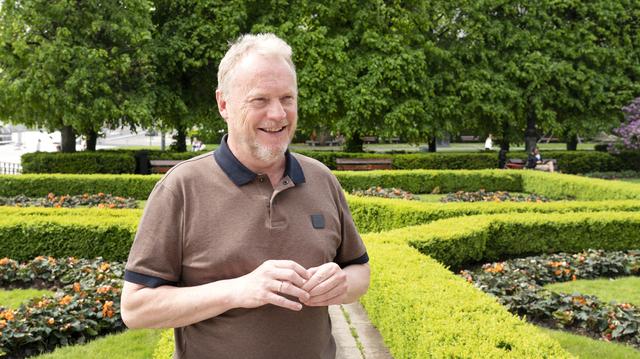 Byrådsleder i Oslo Raymond Johansen (Ap) sier Oslo fortsatt har lave smittetall.