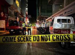 Politiet i Maldivene mener eksplosjonen torsdag var et terrorangrep. Ekspresidentens tilstand er kritisk. Foto: Mohamed Sharuhaan / AP / NTB