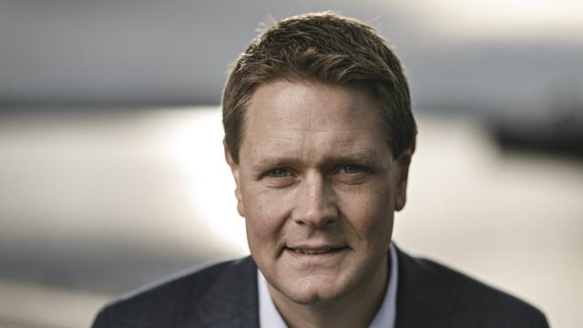 Harald Solberg er administrerende direktør i Rederiforbundet.