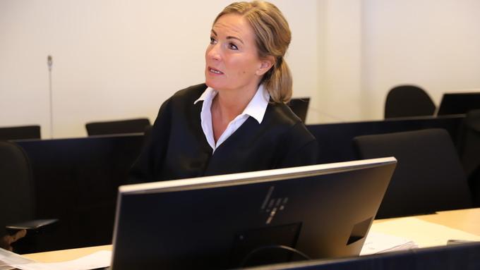 LEDER: Advokat Ellen Eikeset Mjøs leder Spesialenheten på Vestlandet.
