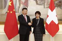 Kina til topps i Davos