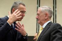 Trump truer gjerrige NATO