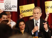 Presidentvalget i Østerrike er en seier for europeisk samarbeid