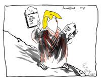 Ut med Oslo- inn med Trump