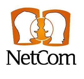 <p><b>HUSKER DU DENNE?</b> Netcom-logoen med to snakkende hodene preget butikklokaler, nettsider og norske tv-skjermer i en årrekke. I 2011 ble logoen erstattet at TeliaSoneras lilla konsernlogo, mens navnet ble beholdt.</p>