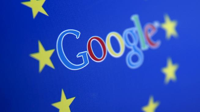 <p><b>BØTELEGGES:</b> Google må ut med tilsvarende 23 mrd. kroner for brudd på konkurranseregler, krever EU.</p>