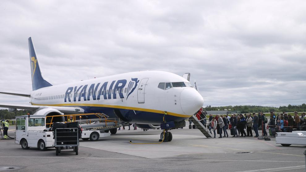 <p><b>FLYTTER:</b> Ryanair legger ned 16 ruter fra Norge. Samtidig åpner selskapet nye ruter fra Oslo Lufthavn.</p>