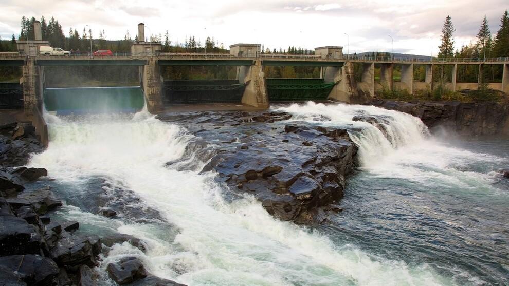 <p><b>FORSTÅR KUNDENE:</b>Kraftbransjens organisasjon Energi Norge har forståelse for at vinterens høye strømpriser svir for strømkundene, men fastholder at det nordiske markedssystemet er bra for kundene på lang sikt. Dette er Reinsfors dam i Mo i Rana.</p>