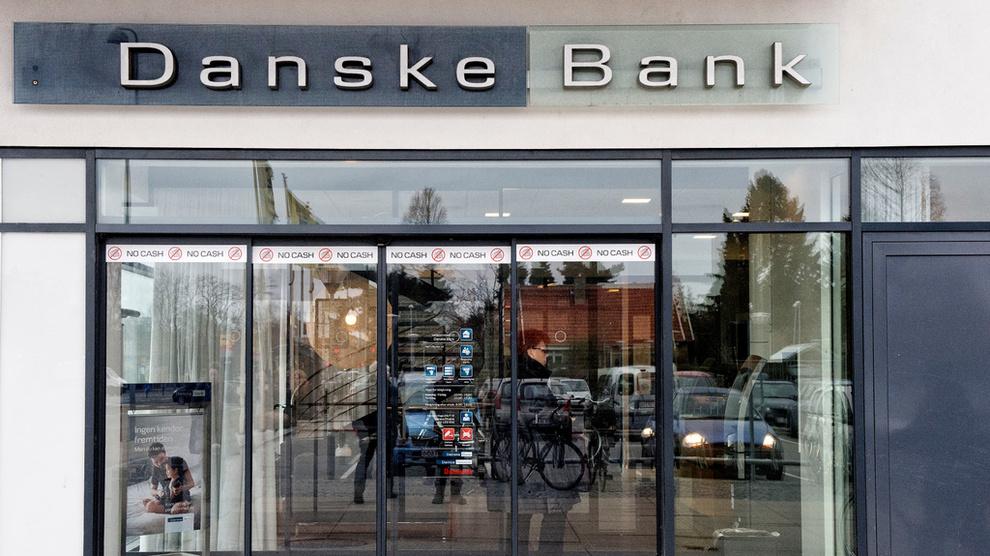 <p><b>HVITVASKINGS-PÅSTANDER:</b> En Danske Bank-ansatt hevder Putin-familien hvitvasket penger i banken.</p>