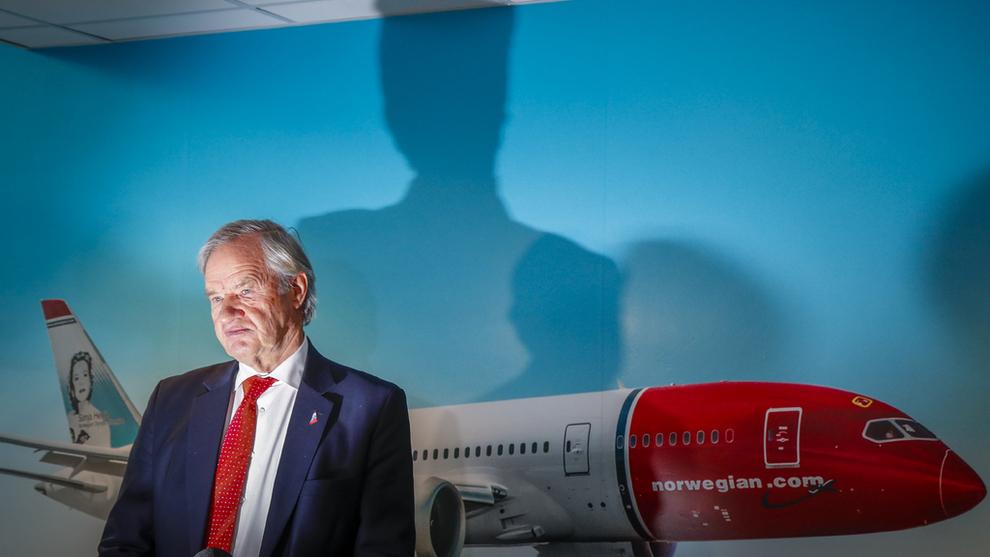 VANSKELIG: 2018 ble et år hvor mye gikk galt for Norwegian, men flyselskapet var slettes ikke det eneste som fikk et tøft år.