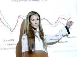 <p>Økonom Jeanette Strøm Fjære i DNB Markets.</p>